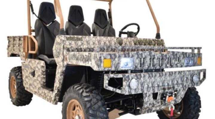 Massimo Motors Warrior 700