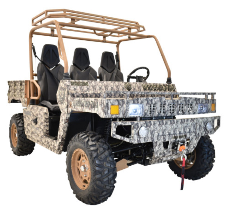 Used side by side UTV Or New Massimo Warrior 700